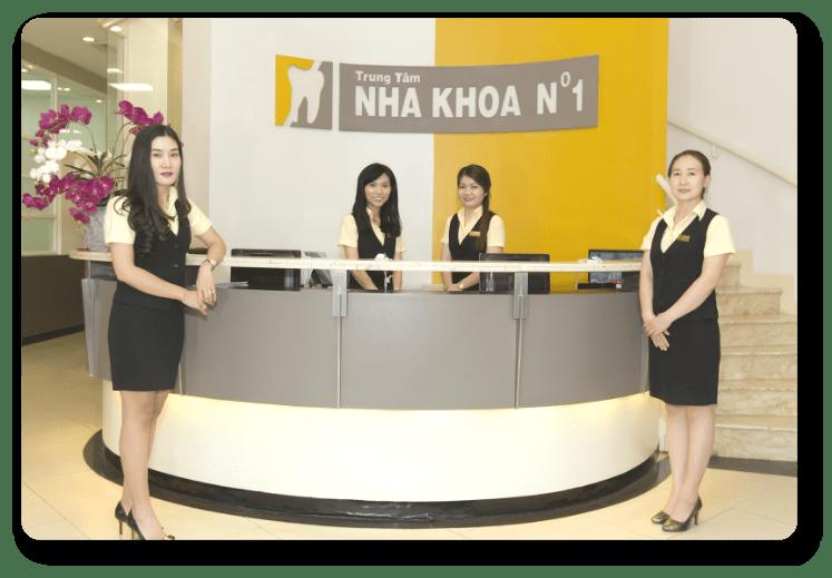 Cosmetic Dentistry Ho Chi Minh City Saigon Vietnam Nha Khoa Number One