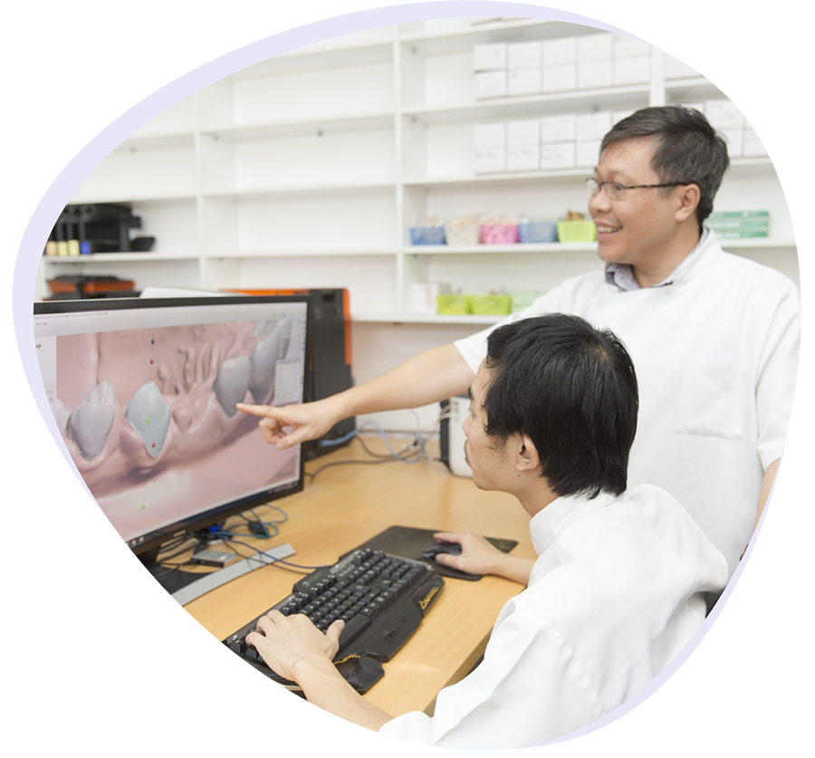 Dental Laboratory HCMC Saigon