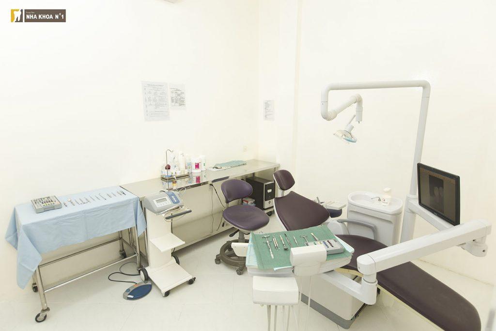 Trải nghiệm dịch vụ niềng răng cao cấp với trang thiết bị hiện đại tại Nha Khoa No.1